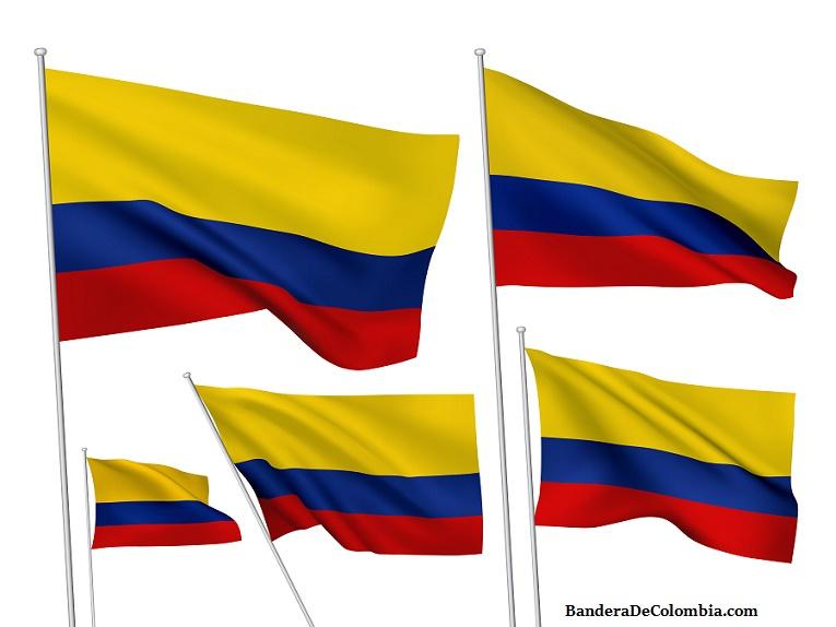 Las medidas de la bandera de colombia for Medida de baneras