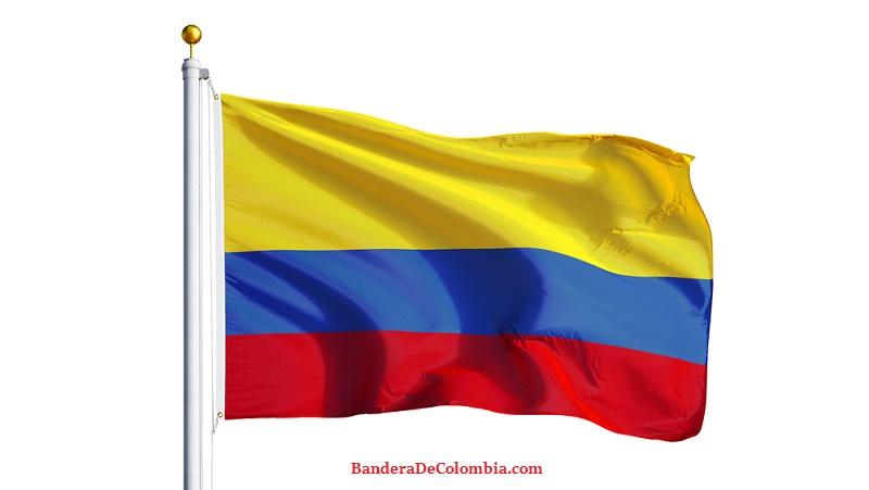 Imagenes bandera de colombia for Medida de baneras